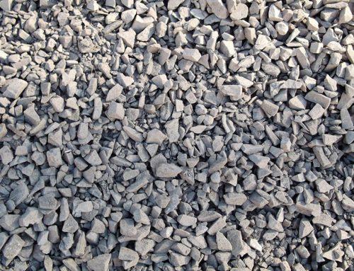 Basalt Mineralgemisch